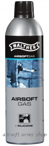 Airsoft plyn Walther 500ml