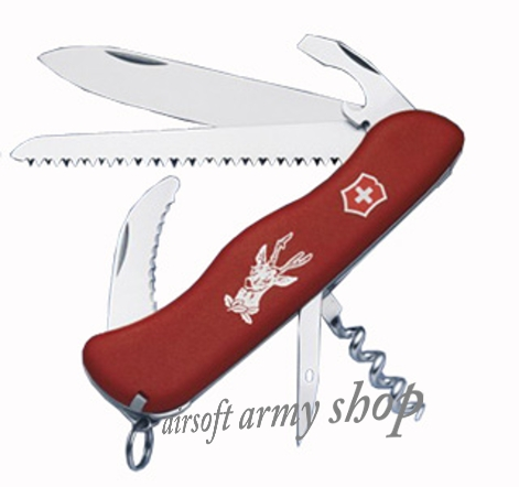 Nôž Victorinox Hunter red